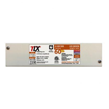 60w Junction Box Driver for LED Strip, 12V