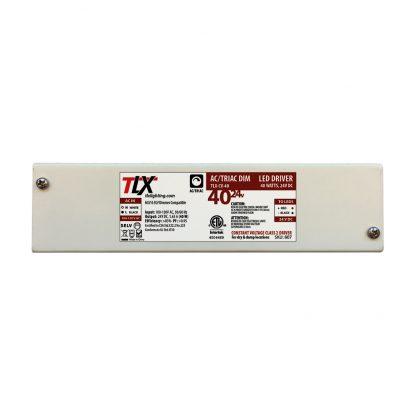 40w Junction Box Driver for LED Strip, 24V