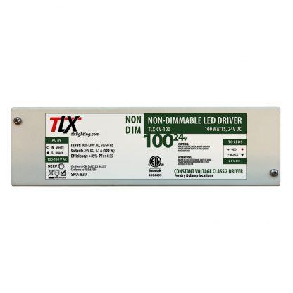 100w Junction Box Driver for LED Strip, 24V